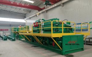 drilling mud system